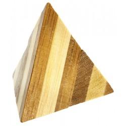 Łamigłówka 3D BAMBOO - Pyramid