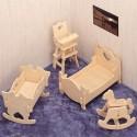Mebelki 3 -pokój dziecka