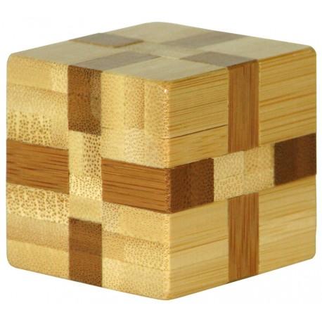 Łamigłówka 3D BAMBOO - Cube
