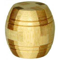 Łamigłówka 3D BAMBOO - Barrel