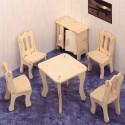 Mebelki 4 -kanapa fotele ława