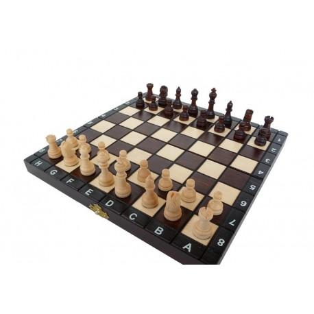 Szachy SZKOLNE + Backgammon