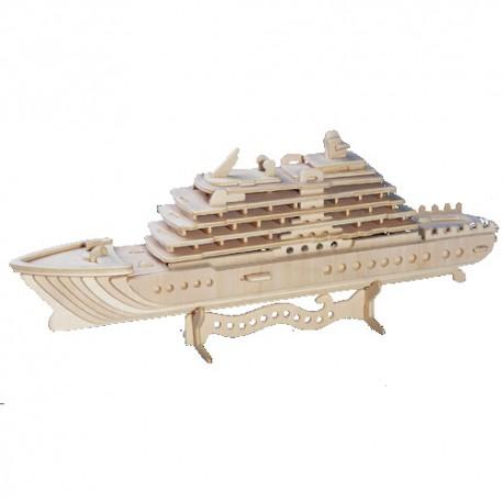 Jacht luksusowy