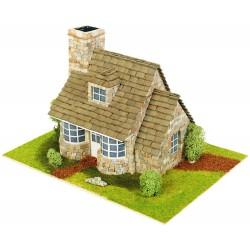 Domek z cegły