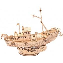 Statek rybacki