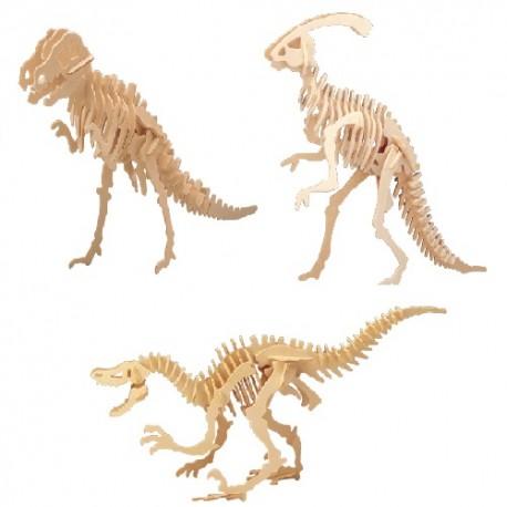 Dinosaury Zestaw 2
